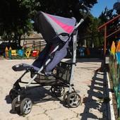 Польская детская коляска-трость Baby Design Travel