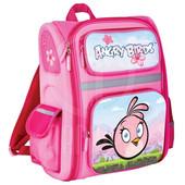 """Рюкзак """"Angry Birds"""" роз."""