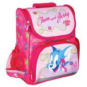 """Рюкзак """"Tom and Jerry"""" роз."""