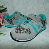 Кроссовки Clarks 10.5F(28)р,ст 18см.Мега выбор обуви и одежды