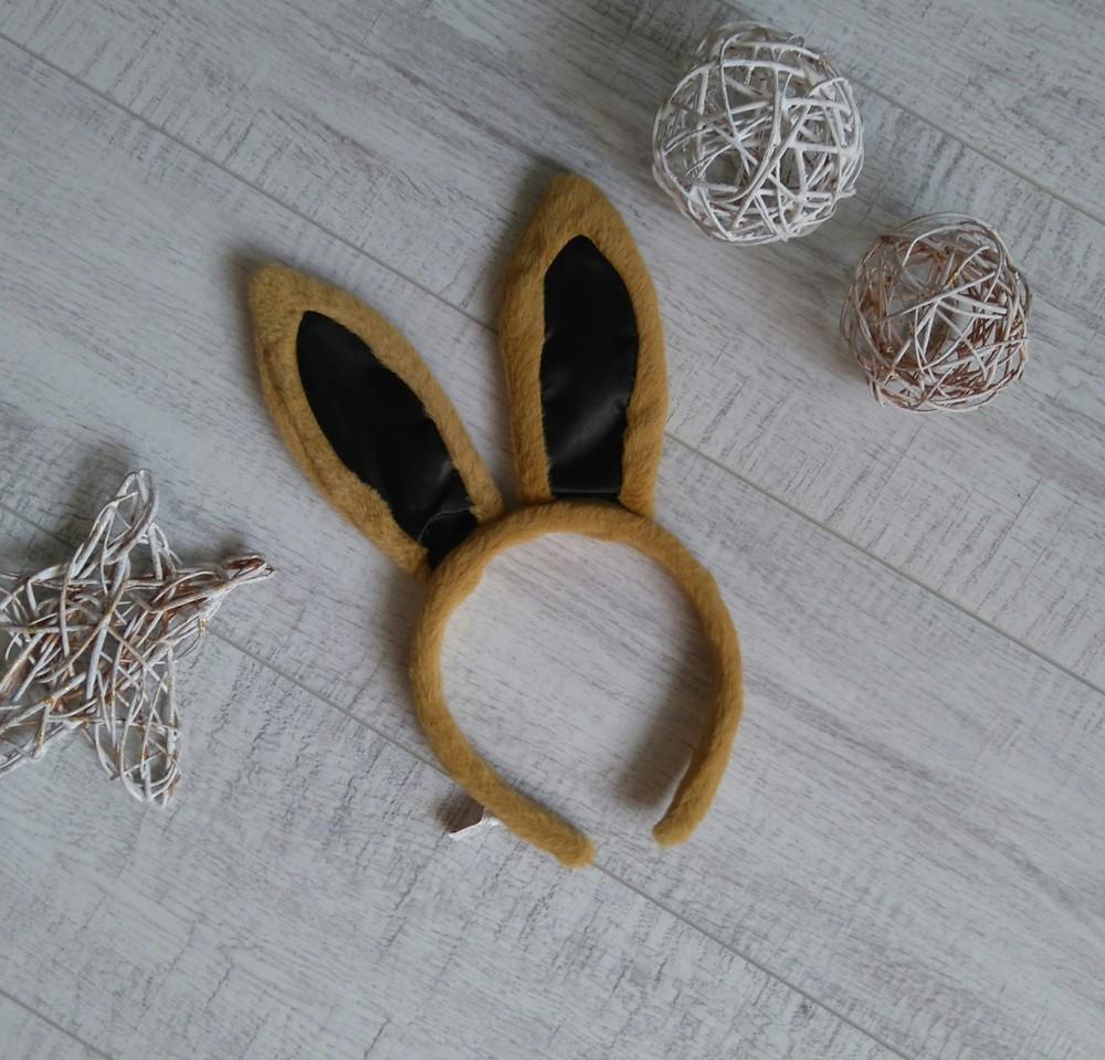 Обруч уши зайца фото №1