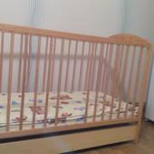 Польская Детская Кроватка Drewex