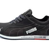 Кроссовки Puma Mens Classic Casual Black