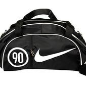 Женская спортивная большая сумка под Nike (402)