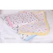 Пеленка детская непромокаемая и пеленки обычные тканевые