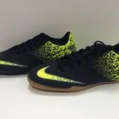 Сороконожки и бампы Nike Bombax размеры 39-45