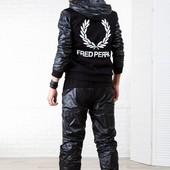 "Спортивный костюм "" Fred Perry "" на флисе"