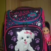 Школьный ортопедический рюкзак для девочки с 1-6 классы.Новый  в наличии.Сумка, ранец, портфель.