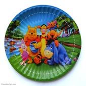 Декор для детского праздника Винни Пух
