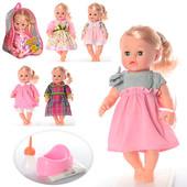 Кукла 3008E Анюта беби берн кукла baby born