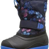 Сноубутсы Kamik skiland2 boot. USA 8 евро 25. Съемный валенок. оригинал.