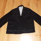 Красивый фирменный пиджак для женщины, размер 16 (50-52)