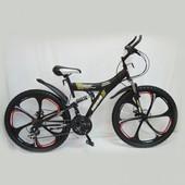 Велосипед скоростной maxima t26-726A-DBF b