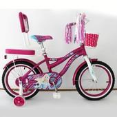 Детский велосипед Flora-16