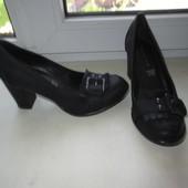 Продам кожаные туфли 5-thAvenue 37 р.
