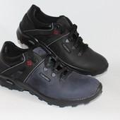 Цена снижена!Мужские кожаные кроссовки Columbia, 2 цвета