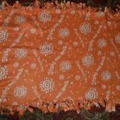флисовое одеяльце США 129 Х 87 см