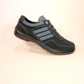 Мужские спортивные туфли-кроссовки. Размеры 40-45.