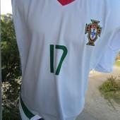 Фірмова футбольна футболка Зб Португалії. Роналду .л-хл