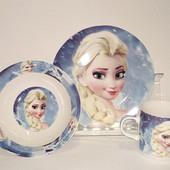 """Набор детской посуды """"Холодное сердце"""""""