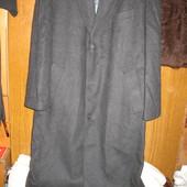Пальто мужское,р.52,шерсть+кашемир.