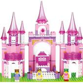 """Конструктор Sluban """"Замок для принцессы"""", 472 дет, M38 B 0152"""