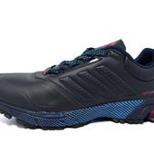 Кроссовки Adidas Springblade ( черные, синие)