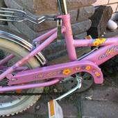 Детский велосипед Mars, колеса размер 16.