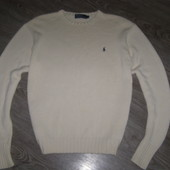 Ralph Lauren свитер 100 % cotton  Оригинал.M-размер