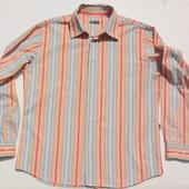 Mexx. Полосатая рубашка с длинным рукавом. XXL.