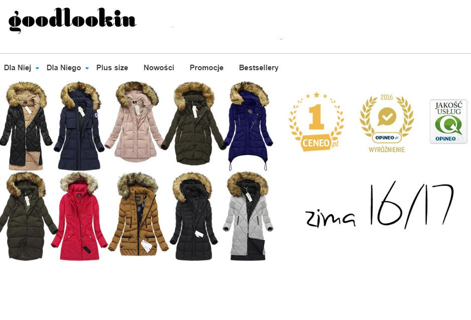 Goodlookin польша женская и мужская верхняя одежда по низким ценам! фото №1