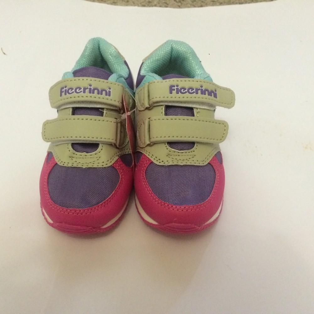 Кроссовки фиолетовые fieerinni для девочки фото №2