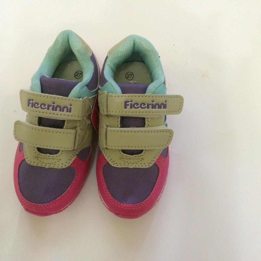 Кроссовки фиолетовые fieerinni для девочки фото №5