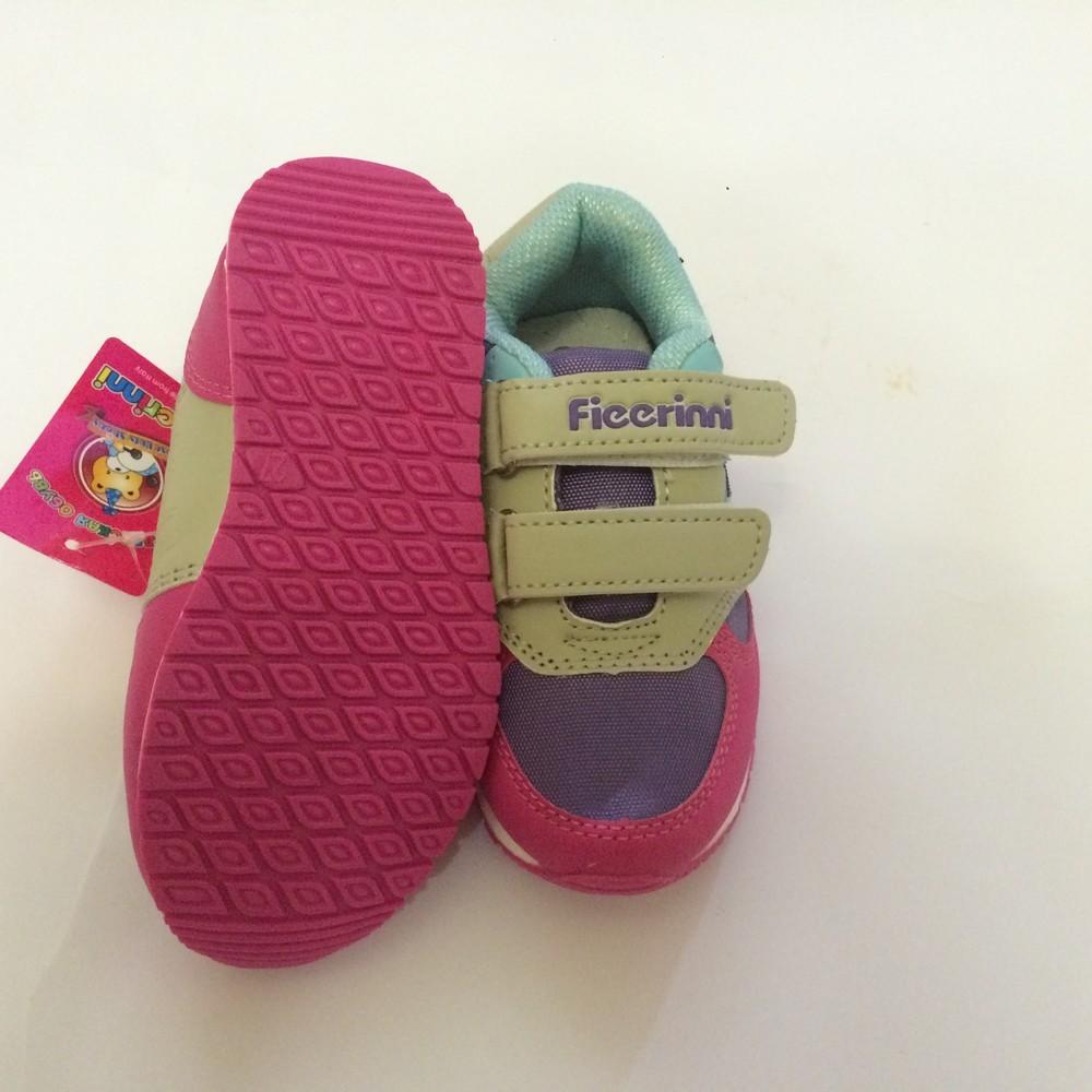 Кроссовки фиолетовые fieerinni для девочки фото №6