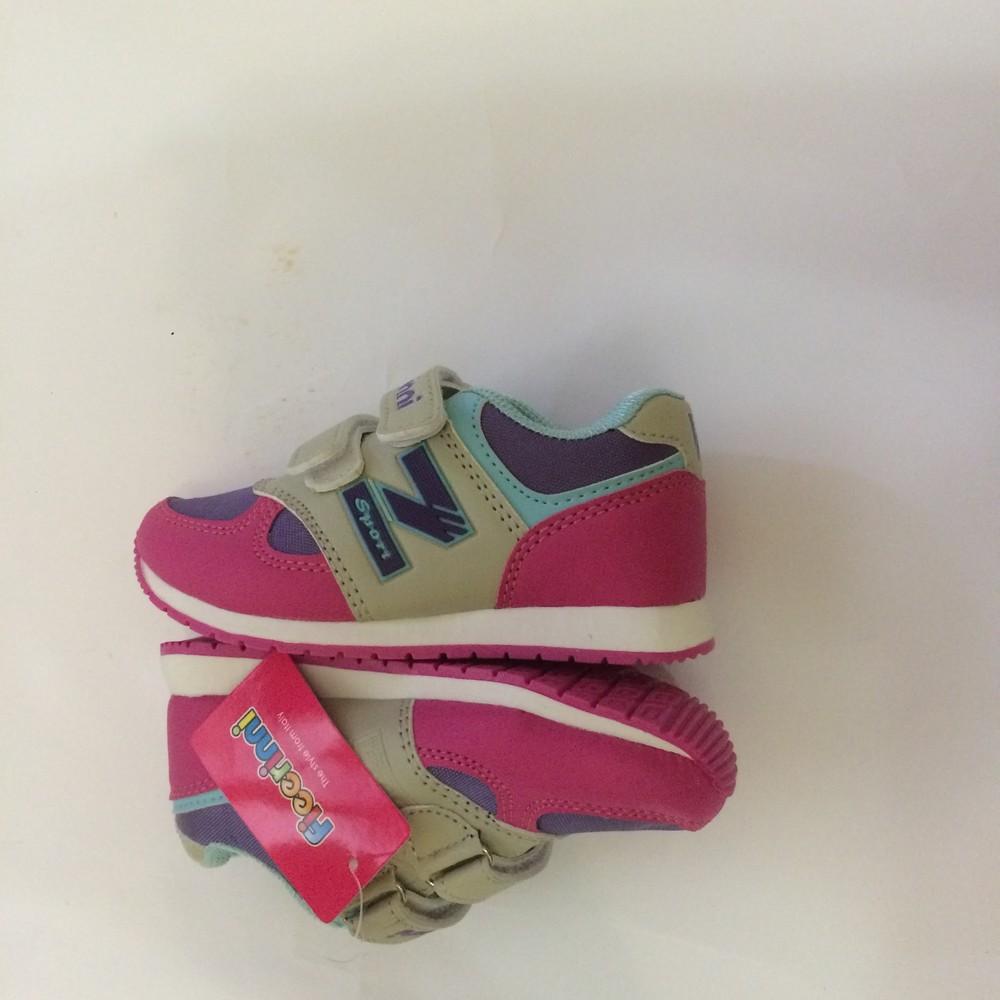 Кроссовки фиолетовые fieerinni для девочки фото №7
