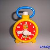 Будильник часы Tomy