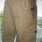 Фірмові стильні шорты капри сафари бренд Greenfield (гринфилд).33-34