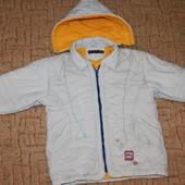 курточка демисезон девочка 122-128 р