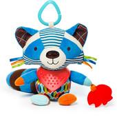 Skip Hop Развивающая игрушка-подвеска Енот