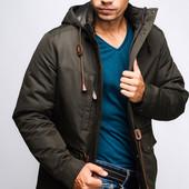 Трендовая мужская куртка 2 цвета , 23090