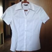 Блузка белая, для школьницы, р. 40, 42 (наш 44-46)