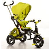 Детский трехколесный велосипед M 3202A-2