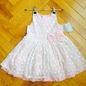 Платье Matalan новое 1,5-2 года