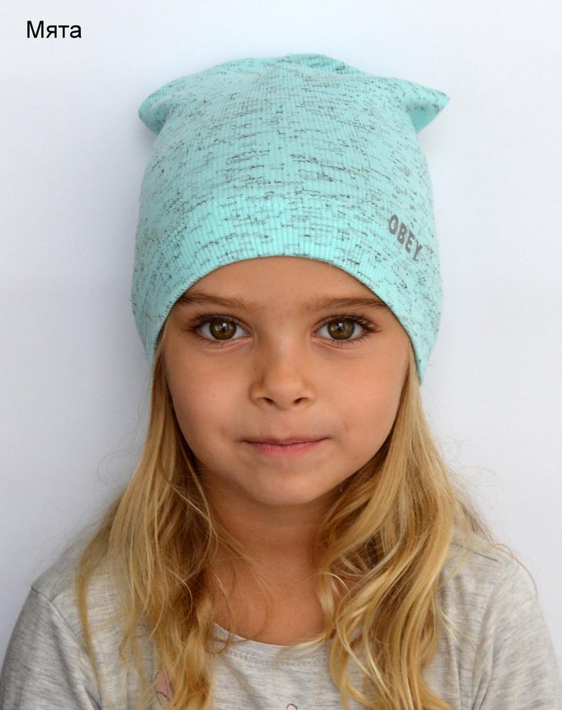 Шапка для девочки 9 лет своими руками 11
