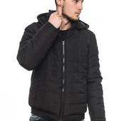 Мужская зимняя стеганная куртка Акция!