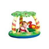 """Детский надувной бассейн для маленьких """"Джунгли"""" Bestway"""
