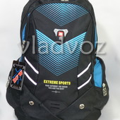 Школьный рюкзак ортопедический DFW ex. sport чёрный
