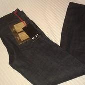 отличные новые мужские зауженные джинсы от MQT, Турция. р.34R