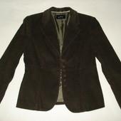 пиджак размер S M вельвет