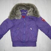 Теплая куртка Ministar 3-5 лет 104-110 рост
